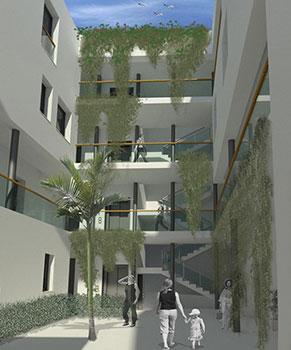infografia-patio-cooperativa-de-viviendas-iceber-tarifa